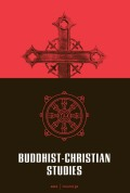Buddhist-Christian Studies cover