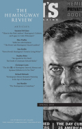 <i>Hemingway's Cuban Son, Reflections on the Writer by His Longtime Majordomo</i> (review)