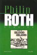 <i>Philip Roth: Novels and Stories, 1959-1962 and Philip Roth: Novels, 1967-1972</i> (review)