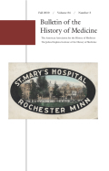 "Presidential Address: The Origins and Evolution of the Mayo Clinic from 1864 to 1939: A Minnesota Family Practice Becomes an International ""Medical Mecca"""