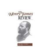 "Publishing Scoundrels: Henry James, Vernon Lee, and ""Lady Tal"""