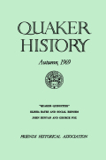 <i>Quakers and Politics. Pennsylvania, 1681-1726</i> (review)