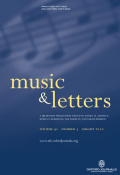 <i>Music and Architecture</i> (review)