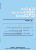 Multidimensional Scaling of High School Students' Perceptions of Academic Dishonesty