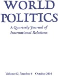 Varieties of Electioneering: Success Contagion and Presidential Campaigns in Latin America