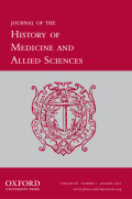 <i>Health and Medicine on Display: International Expositions in the United States, 1876-1904</i> (review)