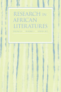 <i>Africa Writing Europe: Opposition, Juxtaposition, Entanglement</i> (review)