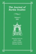 Venerating the Buddha's Remains in Burma: From Solitary Practice to the Cultural Hegemony of Communities
