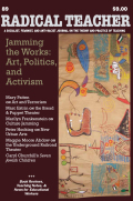 Jamming the Works: Art, Politics, and Activism