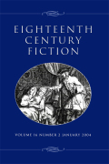 <i>The Manufacturers of Literature: Writing and the Literary Marketplace in Eighteenth-Century England</i> (review)