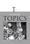 <i>Building Your Play: Theory and Practice for the Beginning Playwright</i> (review)