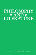<i>On Understanding Works of Art: An Essay In Philosophical Aesthetics</i> (review)