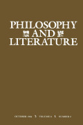 <i>T. S. Eliot and the Poetics of Literary History</i> (review)