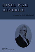 <i>Blueprint for Modern America. Nonmilitary Legislation of the First Civil War Congress</i> (review)