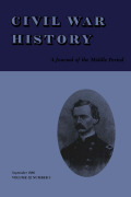 <i>When the War Was Over: The Failure of Self-Reconstruction in the South, 1865-1867</i> (review)