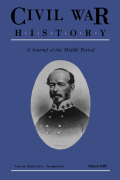 <i>Portraits in Conflict: A Photographic History of Arkansas in the Civil War</i> (review)
