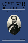 <i>Shamrock and Sword: The Saint Patrick's Battalion in the U.S.-Mexican War</i> (review)