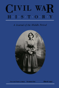 <i>Winning and Losing in the Civil War: Essays and Stories</i> (review)