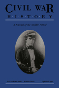 <i>Chancellorsville: The Battle and Its Aftermath</i> (review)