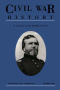 <i>Civil War Journal: The Battles</i> (review)