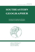 Spatial Aspects of Technology Transfer: Evidence from Kentucky