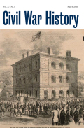 <i>Emancipation's Diaspora: Race and Reconstruction in the Upper Midwest</i> (review)