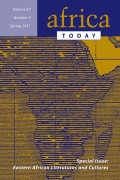 <i>Zimbabwe's Exodus: Crisis, Migration, Survival</i> (review)