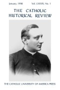 <italic>Retelling U.S. Religious History</italic> ed. by Thomas A. Tweed (review)