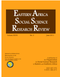 Extent and Determinants of Household Poverty in Rural Ethiopia: A Study of Six Villages