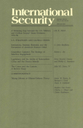 A Widening Gap between the U.S. Military and Civilian Society?: Some Evidence, 1976-96