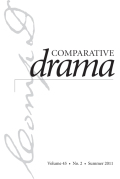 <i>The Ethos of Drama: Rhetorical Theory and Dramatic Worth</i> (review)