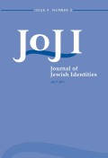 """A Drama of Faith and Family"": Familialism, Nationalism, and Ethnicity among Jews in Postwar France"