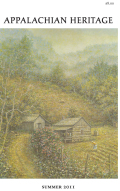 Appalachian Heritage cover