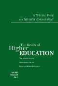 What Does It Mean to Be Accountable?: Dimensions and Implications of Higher Education's Public Accountability