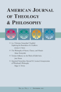 <i>An Ethics for Today: Finding Common Ground Between Philosophy and Religion</i> (review)