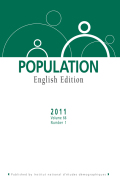 Populations and Demographic Trends of European Countries, 1980-2010