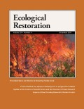 <i>Conducting Prescribed Fires: A Comprehensive Guide</i> (review)
