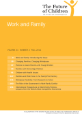 Work and Family: Introducing the Issue