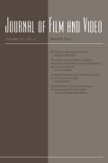 "<i>Confronting the ""Dirty War"" in Argentine Cinema, 1983–1993: Memory and Gender in Historical Representations</i> (review)"