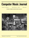 <i>The Third International Conference on Mathematics and Computation in Music</i> (review)