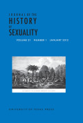 Charlotte Wolff's Contribution to Bisexual History and to (Sexuality) Theory and Research: A Reappraisal for Queer Times