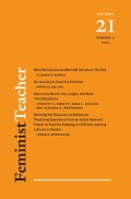 <i>Risky Lessons: Sex Education and Social Inequality</i> (review)