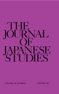 <i>Japan Transformed: Political Change and Economic Restructuring</i> (review)