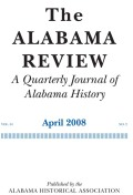 """One Doesn't Integrate on Sunday"": The Creation of the Human Relations Council and the Origins of Desegregation in Anniston, Alabama, 1961-1963"