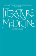 Terminology and Praxis: Clarifying the Scope of Narrative in Medicine