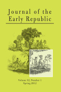 <i>Columbia Rising; Civil Life on the Upper Hudson from the Revolution to the Age of Jackson</i> (review)