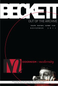 <i>Women and Ireland as Beckett's Lost Others: Beyond Mourning and Melancholia</i> (review)