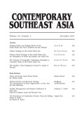 Staking Claims and Making Waves in the South China Sea: How Troubled Are the Waters?