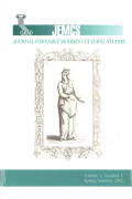<i>Misogynous Economies: The Business of Literature in Eighteenth-Century Britain</i> by Laura Mandell (review)