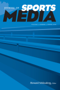 Tiger Woods' Apology and Newspapers' Responses: A Study of Journalistic <i>Antapologia</i>